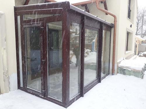 Mahagoni wintergarten nagykovacsi