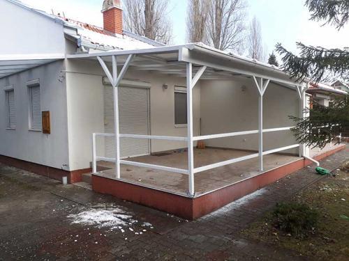 vordach carport