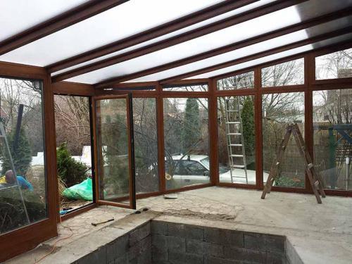 wintergarten schwimmbaduberdachung